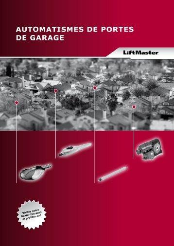 Notice technique automatisme pp60 pour porte wayne Automatisme porte de garage