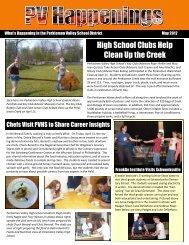 May 2012 - Perkiomen Valley School District