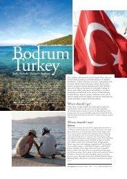 Bodrum Turkey - Braemore Group