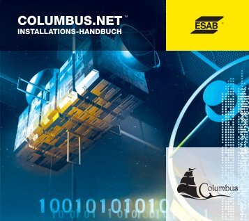 COLUMBUS.NETTM - esab cutting systems Gmbh