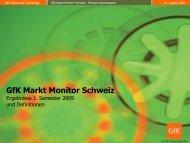 GfK Markt Monitor Schweiz - BVMW