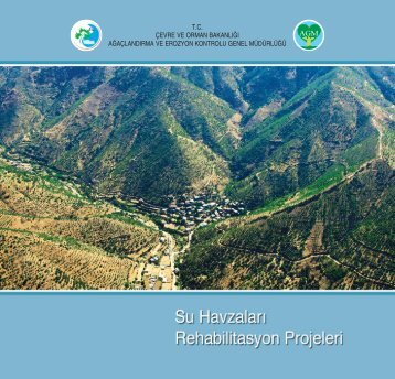 Su Havzaları Rehabilitasyon Projeleri