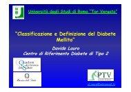 Prof. Davide Lauro - Quaderni del Ministero della Salute