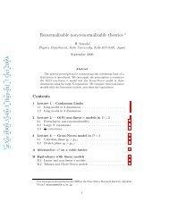 arXiv:0909.3348v3 [hep-th] 7 Oct 2009