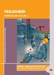 VEILIGHEID - Unité Hygiène et Physiologie du Travail