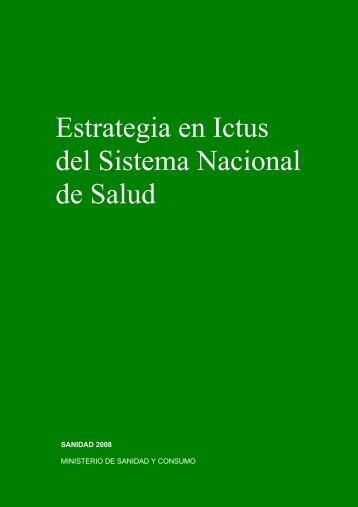 Estrategia Ictus SNS - El Médico Interactivo