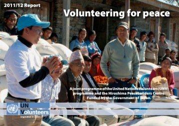 HPC Final Report 2012 - United Nations Volunteers