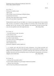 Reden (Praxis) - Die Homepage von PD Dr. Bianca-Jeanette Schröder