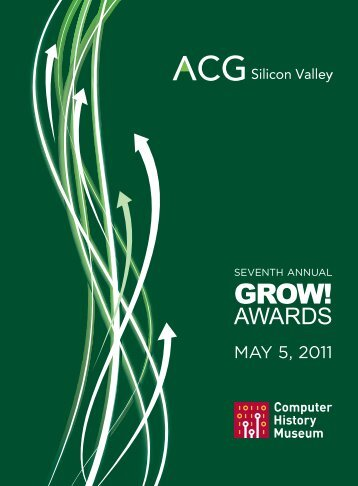 GROW! Awards - Association for Corporate Growth