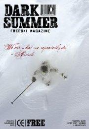 ISSUE O6 NOVEMBER 2005 WARREN SMITH ... - Dark Summer