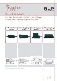 710 Syscon-Stecksysteme