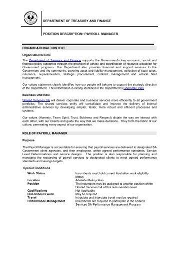 Payroll Management Procedure   Fsu Home