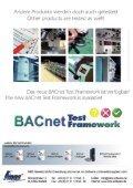 0605/07 Gebäudetechnik Sihlcity (CH) - BACnet - Seite 4