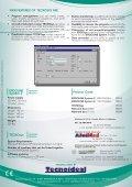 ERGOLINE SyStEm 2 - Tecnoideal Srl - Page 4