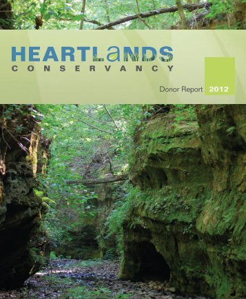 CLICK HERE – to view Annual Report - HeartLands Conservancy