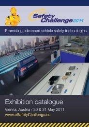 Exhibition catalogue - eSafety Challenge