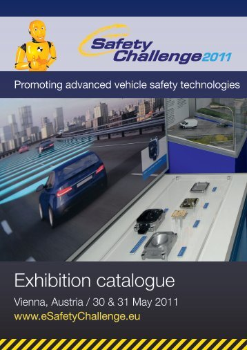 Exhibition catalogue - eSafety Challenge