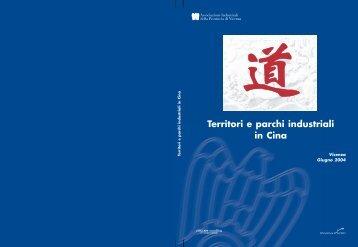 Territori e parchi industriali in Cina - Associazione Industriali della ...