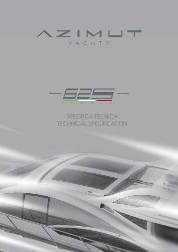 specifica tecnica technical specification - Mareyachting.com
