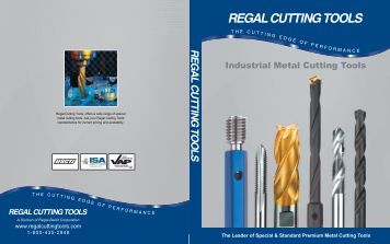 Industrial Metal Cutting Tools - Rapp Industrial Sales