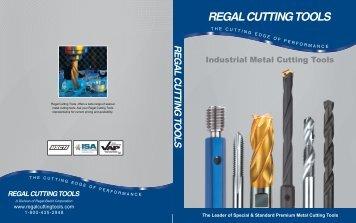 Industrial Metal Cutting Tools - Rapp Industrial Sales