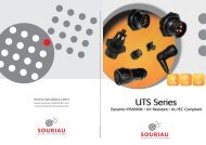 UTS Series - MPS Terminal