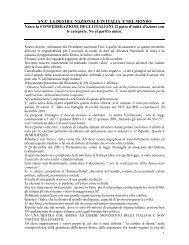 AN E - Comitato Tricolore per gli Italiani nel Mondo