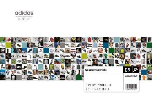 sale retailer d7269 66623 im Geschäftsbericht 2009 - adidas Group