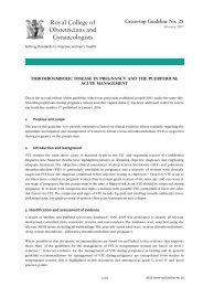 Green-top Guideline No. 28 - Neonatal Formulary
