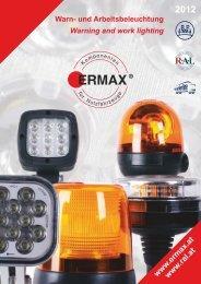 ERMAX Warn - STEAG Handels AG, Horgen