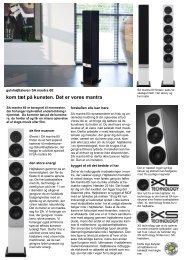 SA mantra 60 - kom tæt på kunsten.pdf - System Audio