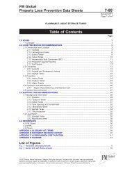 DS 7-88 Flammable Liquid Storage Tanks (Data Sheet) - FM Global