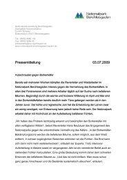 Hubschrauber gegen Borkenkäfer - Nationalpark Berchtesgaden ...