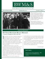 Bulletin Vol 2 Issue 1 Jan Feb 03 - Burke, Warren, MacKay ...