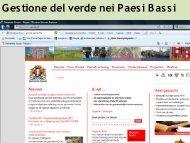 Relazione Boorsma - Comune di Vignola
