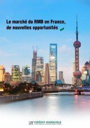 Le marché du RMB en France, de nouvelles opportunités