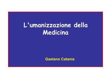La medicina - Studium