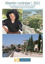 120517 Albanien.indd - Mangaard Travel Group