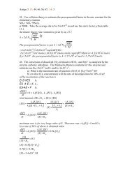 3 44. Use collision theory to estimate the preexponential factor in the ...