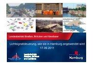 2. Einführung in die LSA-Steuerung - Landesbetrieb Strassen ...