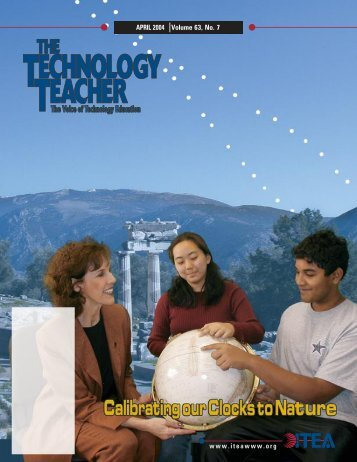 April 2004 - Vol 63, No.7 - International Technology and ...