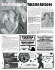 KaraoKe SHoW LISTINGS - The Medallion Online - Page 7