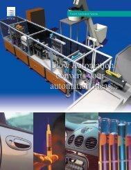 Factory Automation Systems Brochure - Flow Asia Corporation