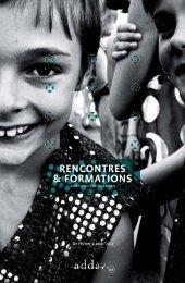 RENCONTRES & FORMATIONS - Conseil général du Morbihan