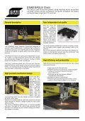 ESAB CUTTING SYSTEMS Productivity, Simplicity and ... - imosdg.ro - Page 2