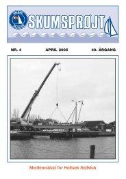 Blad - APRIL 2005 - Holbæk Sejlklub