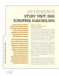 alvast de bijdrage lezen van Kris Bauwens - Epos