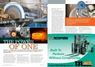 THE POWER - Australia's Best Magazines