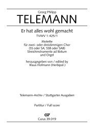 TELEIV\ANN - Carus-Verlag