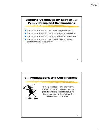 Permutations divider homework help